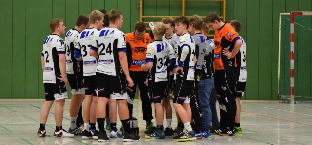 Handball: Bericht zur männlichen A-Jugend Oberliga-Qualifikation vom 25.06.2017 in eigener Halle